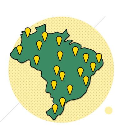 Franquias Casa do Pão de Queijo como abrir total unidades Brasil