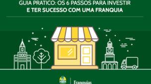 Guia prático: Os 6 passos para investir e ter sucesso com uma franquia