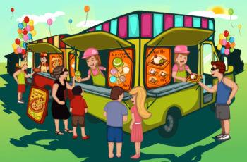 Food Truck ou Franquia de alimentos: qual é a melhor opção?